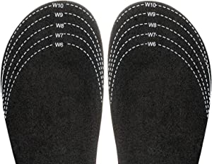 "Sloggers cut-to-fit ""Half-Sizer"" fit adjusting Insole - Style 330BK"
