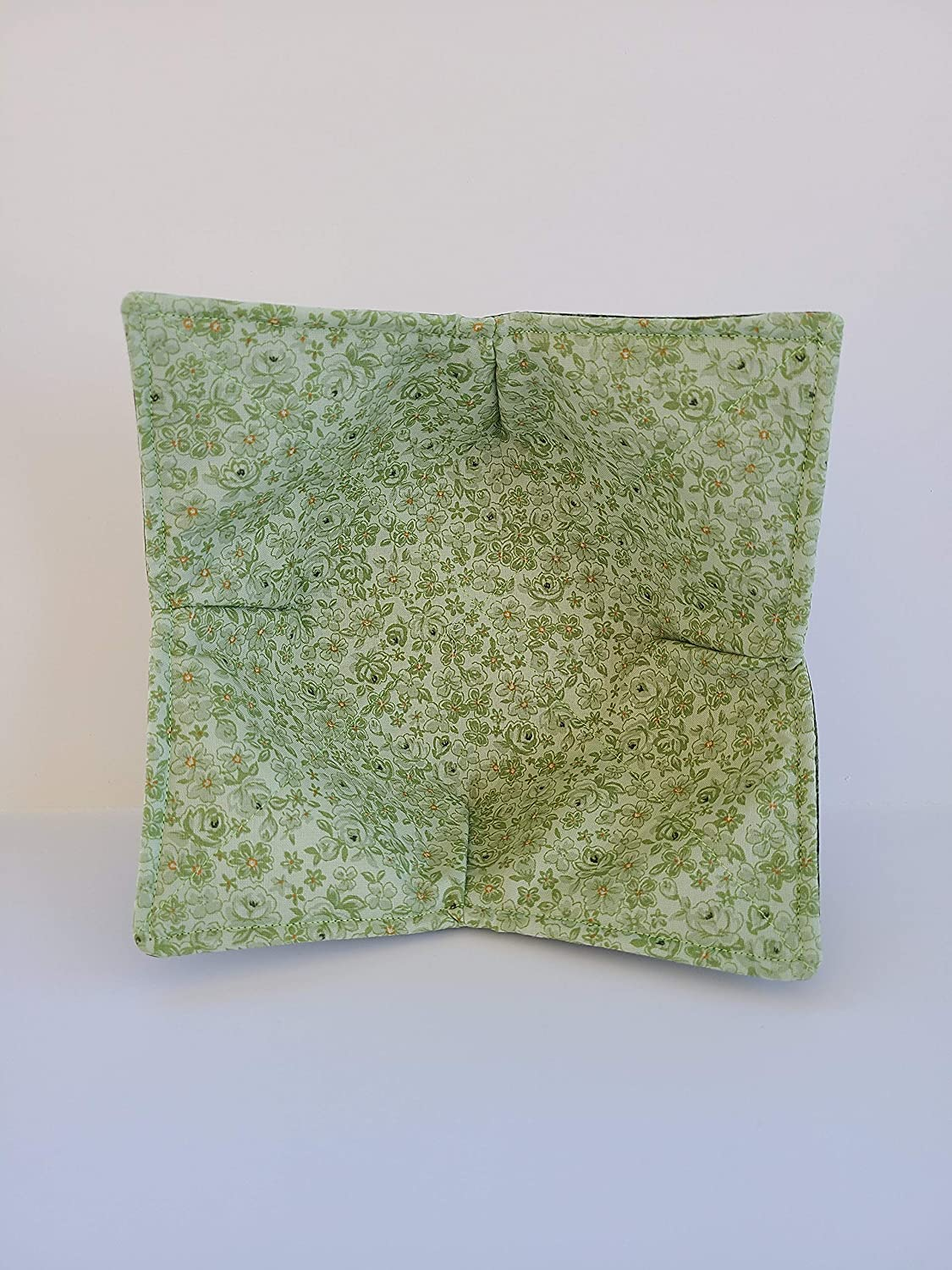 Tree Leaves Reversible Quilted Bowl Cozy Holder Bowl Buddies /… Microwavable Soup Bowl Cozy Housewarming Gift
