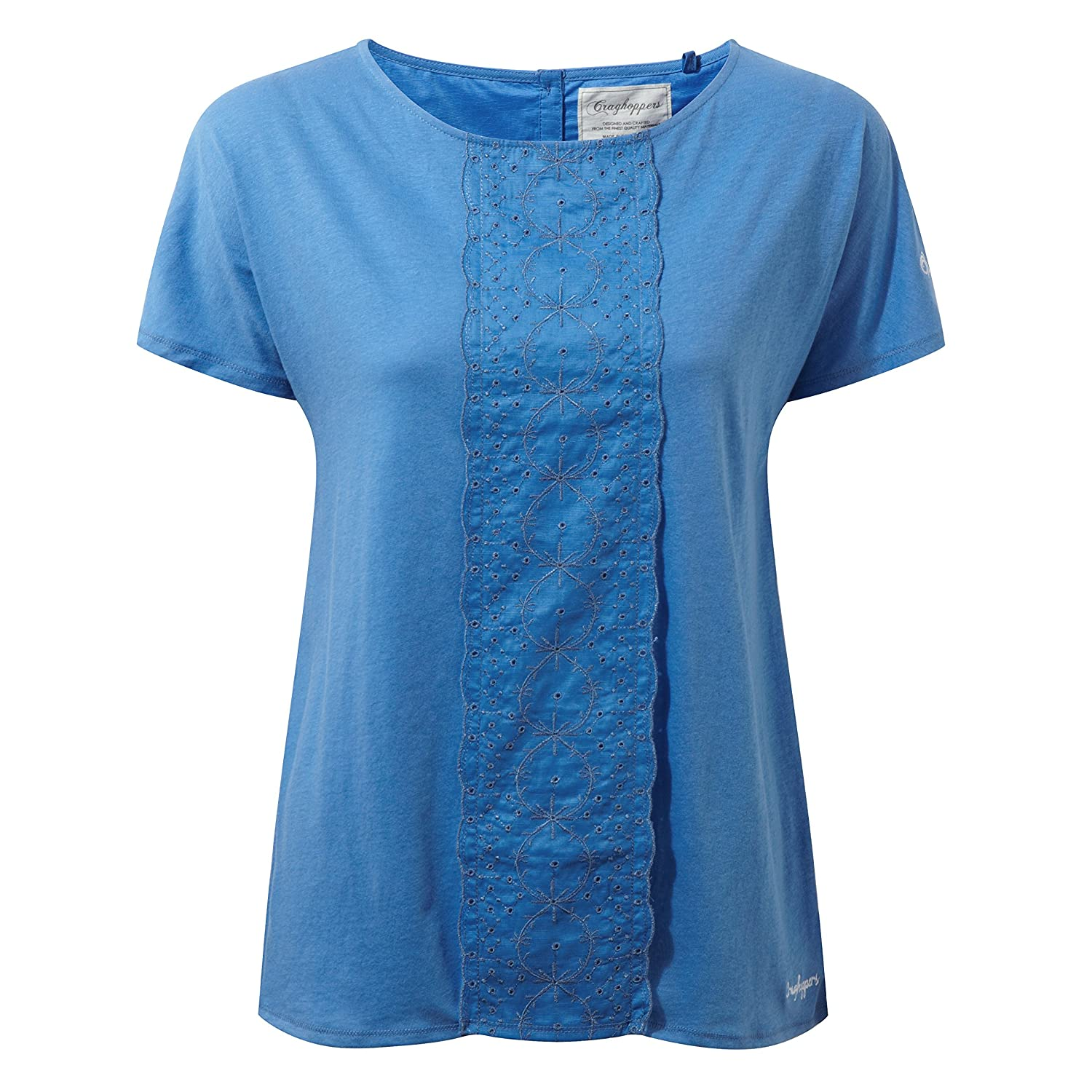 Craghoppers Womens Connie Short-Sleeved Top