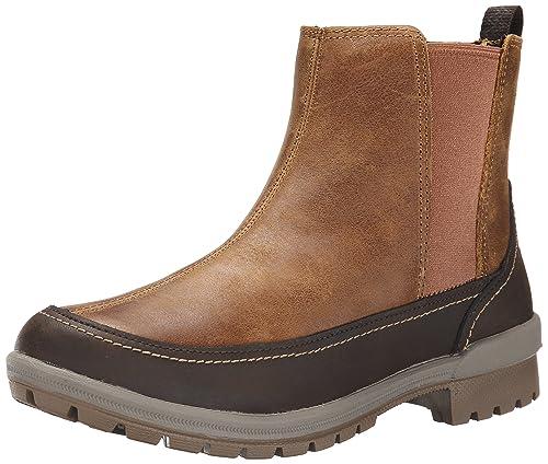 Merrell Emery Ankle - Botas Antideslizantes sin Forro para Mujer, Color marrón (Rust), Talla 40: Amazon.es: Zapatos y complementos