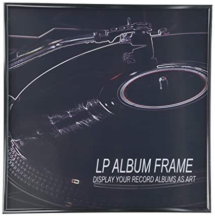 Album Frame - Profile Frame Made to Display Album Covers and LP ...