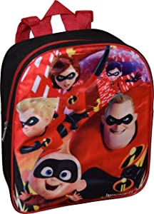 "Incredibles 2 12"" Backpack"