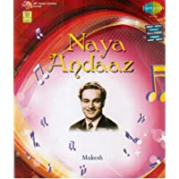 NAYA ANDAAZ - MUKESH - MP3 CD