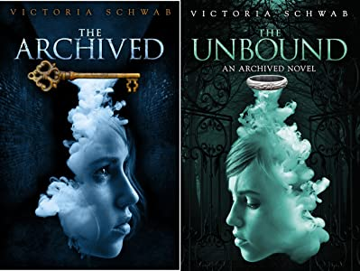 The Archived by Victoria Schwab science fiction and fantasy book and audiobook reviews