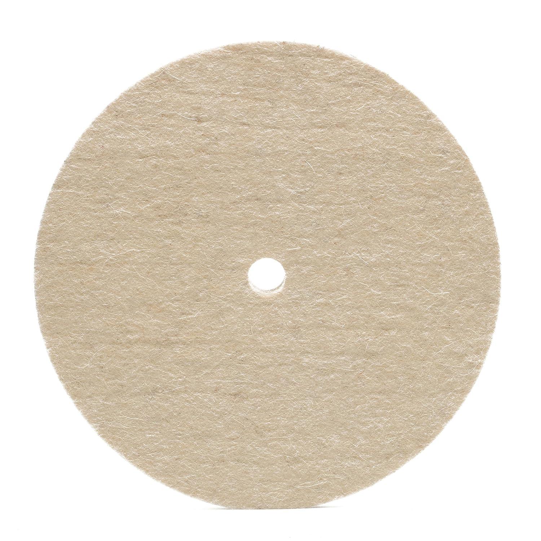 maxidetail dp2043/fieltro pulido rueda denso fieltro almohadilla de pulido 150/mm//6/