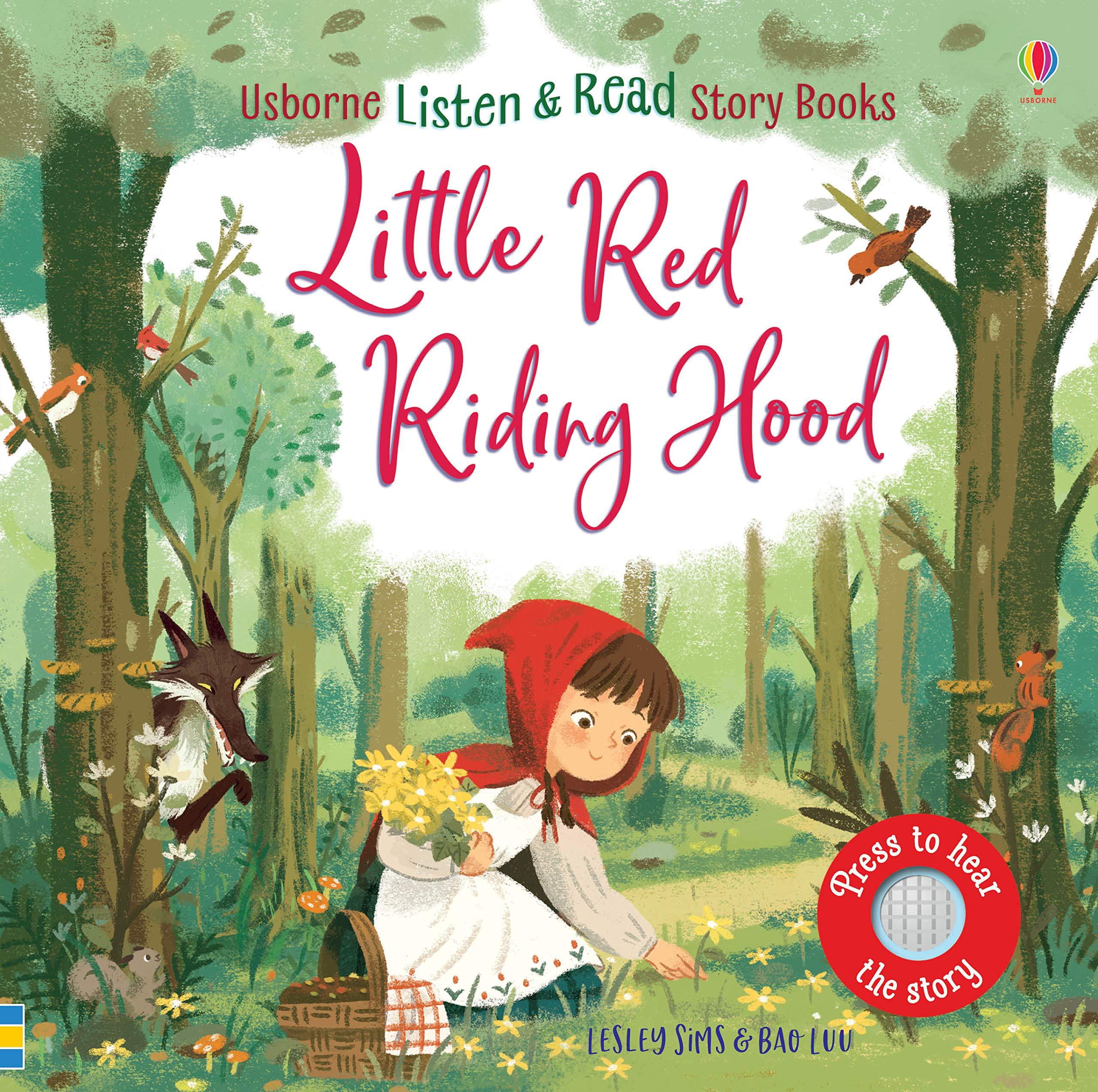 Little Red Riding Hood Sims Lesley Luu Bao 9781474969581