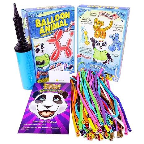 Amazon Balloon Animal University Pro Kit With 100 Balloons Now
