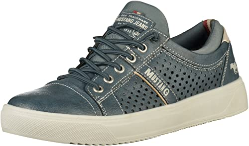 Mens 4123-302-820 Slip on Trainers Mustang nT58L