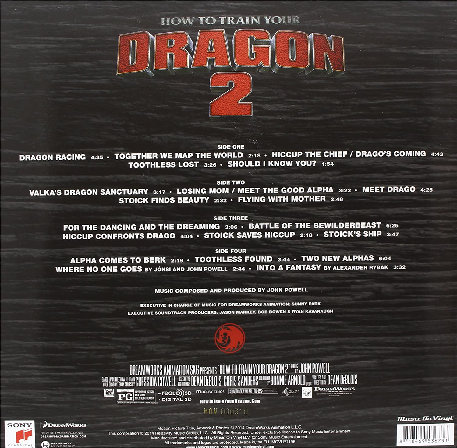 Various how to train your dragon 2 soundtrac k amazon music ccuart Image collections