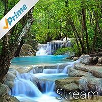 Stream Water Flowing