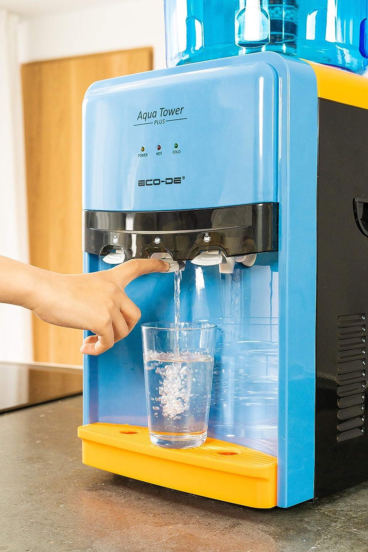 Dispensador de agua Aqua Tower Plus ECO-DE (no incluye Filter ...