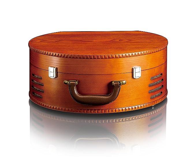 Amazon.com: Classic Phono tt-34 & wood Case veliz Record ...