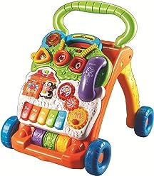 VTech Baby - Correpasillos andandín 2 en 1,, versión española (80-077022