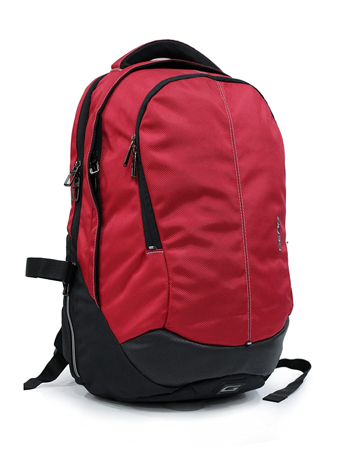 9f40234e21 Gear Outlander 3 37 Ltrs Red and Black Laptop Backpack (LBPOUTLR30901)  Gear  design studio  Amazon.in  Bags