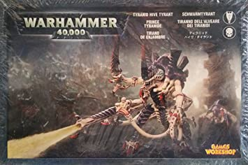 Buy Tyranid Hive Tyrant Box Warhammer 40K Online at Low Prices in