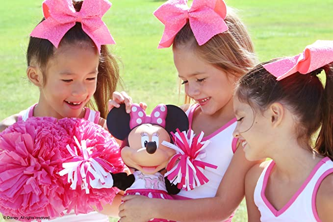 sc 1 st  Amazon.com & Amazon.com: Fisher-Price Disney Minnie Cheerinu0027 Minnie: Toys u0026 Games