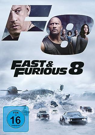 Fast Furious 8 Amazonde Dwayne Johnson Charlize Theron Jason