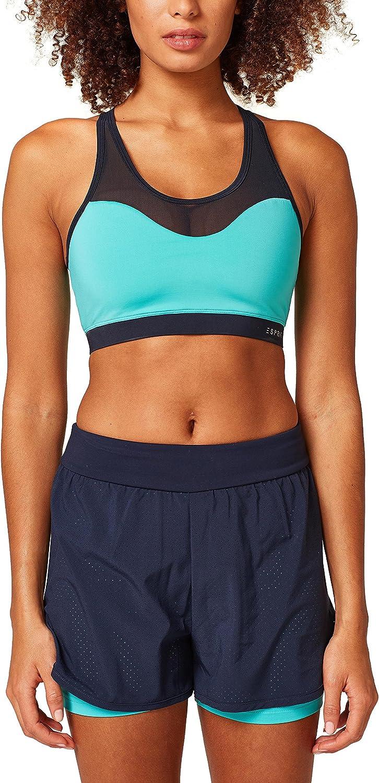 ESPRIT Sports, Sujetador Deportivo para Mujer