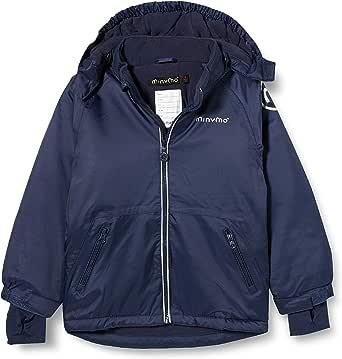 MINYMO Snow Jacket Oxford Girl Shape Chaqueta para Niños