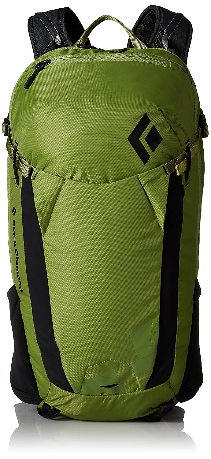 BLACK DIAMOND NITRO TRAIL PACK SMALL/MEDIUM (GRASSHOPPER GREEN)