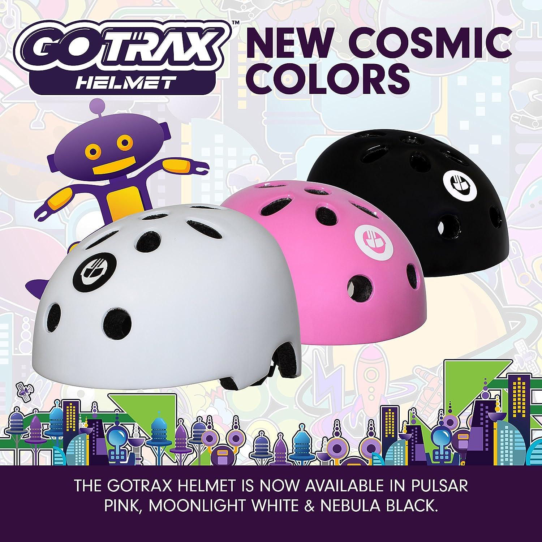 GOTRAX Multi-Sport Youth Skateboard Scooter and Bike Helmet