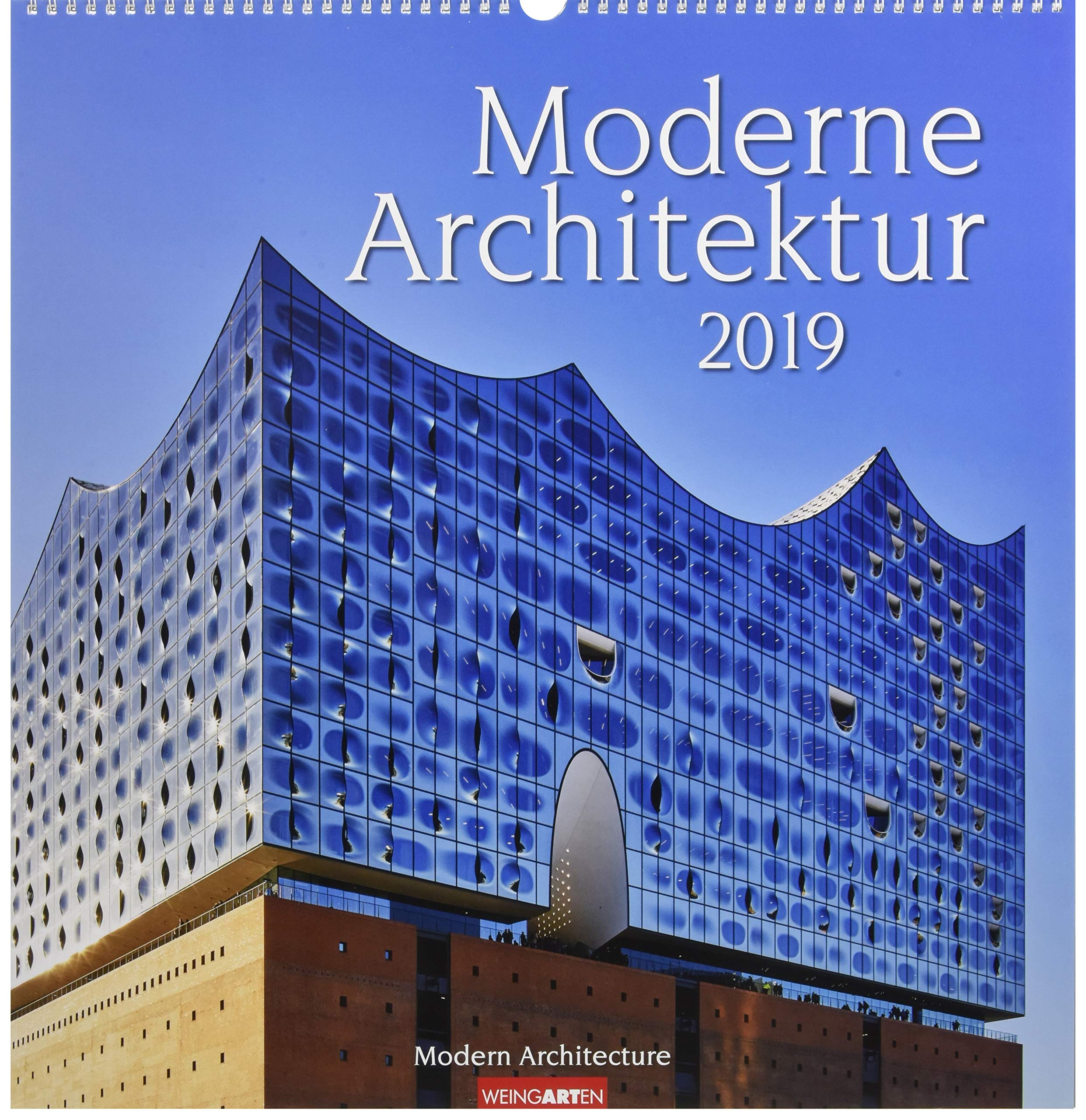 Moderne Architektur Kalender 2019 9783840073946 Amazon
