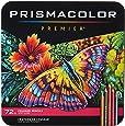 Prismacolor 3599TN Premier Pencils Set 72 Coloured Pencils