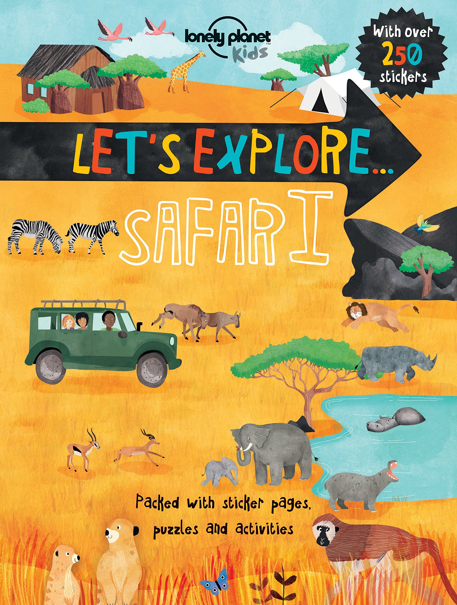 Lets Explore Safari Lonely Planet product image