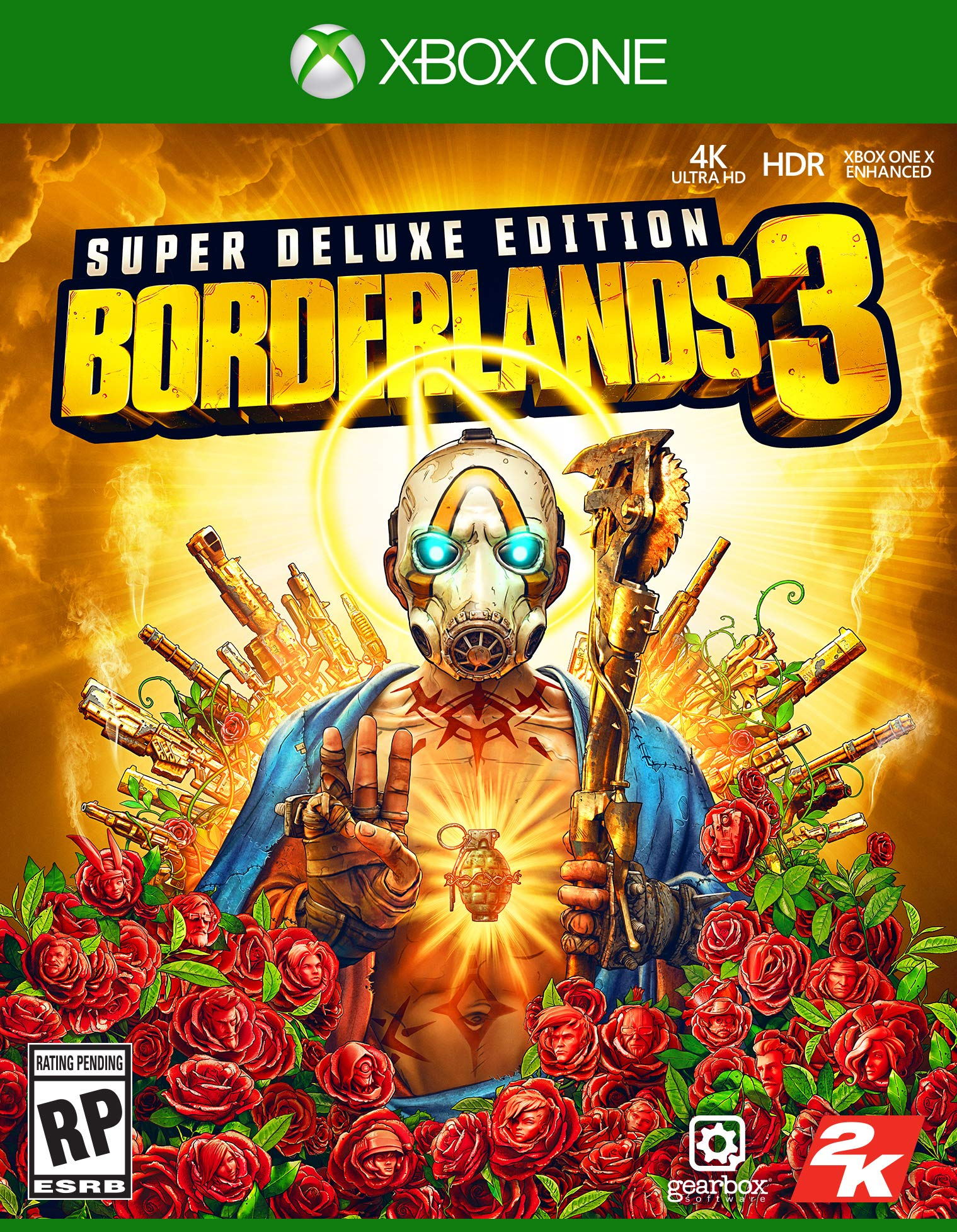 Borderlands 3 Super Deluxe Edition - Xbox One by 2K (Image #1)
