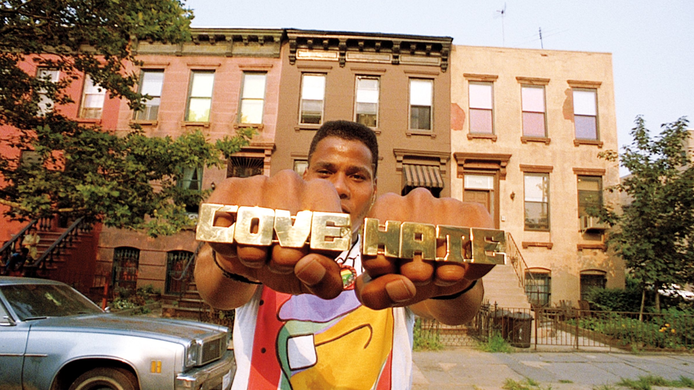 spike lee do the right thing When spike lee emerged in the mid-'80s,  that controversy seems quaint today, but do the right thing's vividly expressive filmmaking hasn't aged one iota.