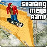 Freestyle Vertical Ramp Skateboard Skating Games