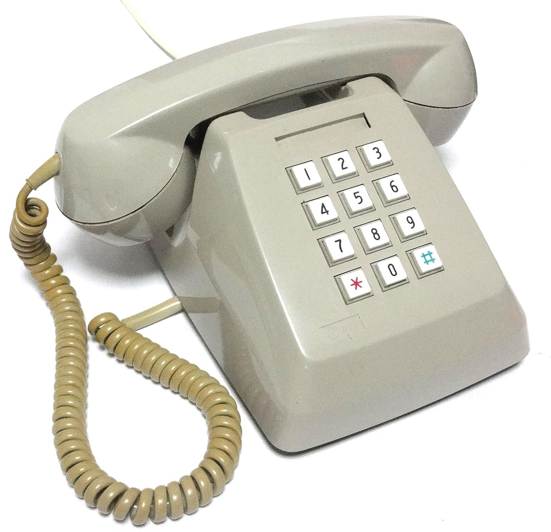 NTT 601-P プッシュ式電話機 (プッシュホン) (グレー) B01BVC967I グレー グレー