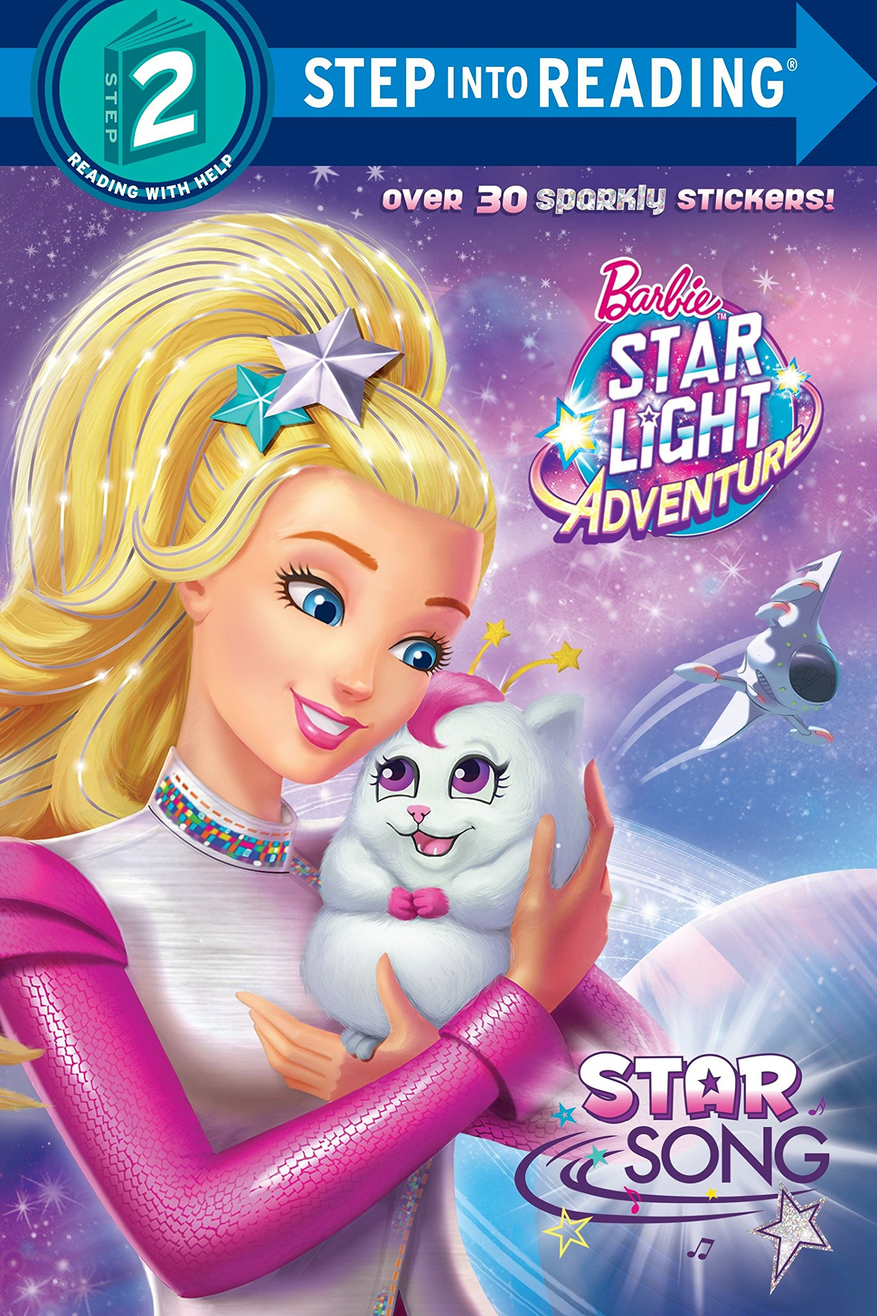 Read Online Star Song (Barbie Star Light Adventure) (Step into Reading) pdf