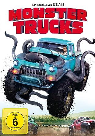 Monster Trucks: Amazon.de: Lucas Till, Jane Levy, Tucker Albrizzi ...