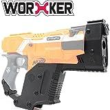 Worker Mod Modification Kits for Nerf Stryfe Blaster Color Black