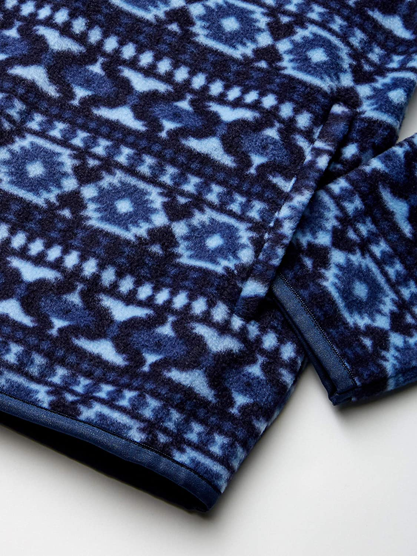 Essentials Boys Polar Fleece Quarter-Zip Pullover Jackets Fleece Jacket