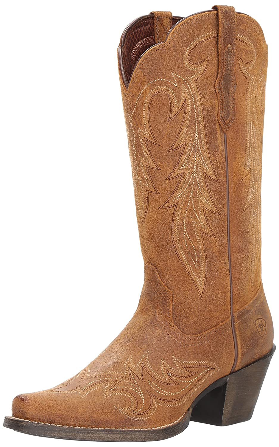 Ariat レディース Round Up Renegade B01N9X7C14 6 B(M) US|Old West Tan Old West Tan 6 B(M) US