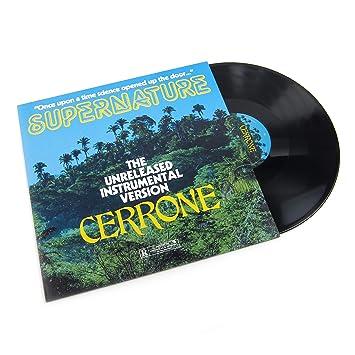 Cerrone - Cerrone: Supernature (The Unreleased Instrumental