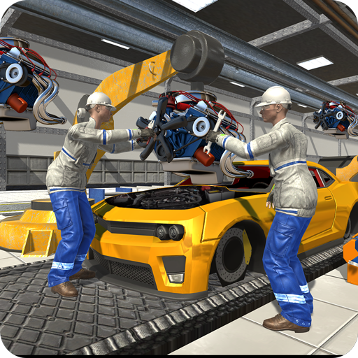 (Auto Car Builder Car Mechanic Simulator 2018. Be Expert Car Maker in Build a Car Games. Do Car Making, Car Designing & Car Tuning activities in Muscle Car Factory Games. Create a Car. Best Sports Car Building Games. Fix it. Job Simulator)