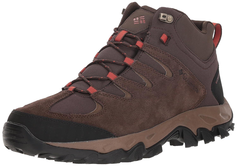 Columbia Mens Buxton Peak Mid Waterproof Hiking Boot 1790971