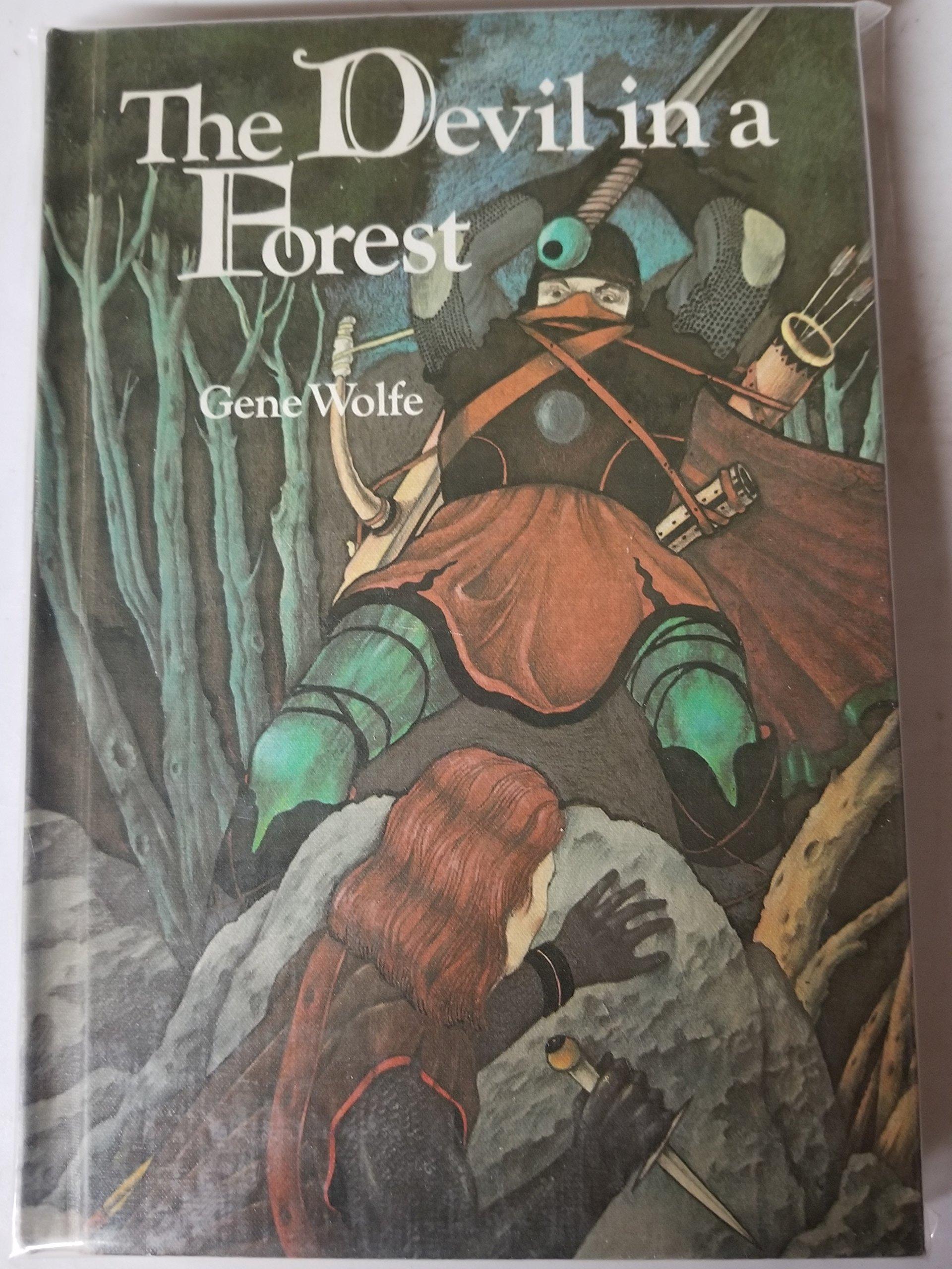 Fantasy Art Devil With A Book