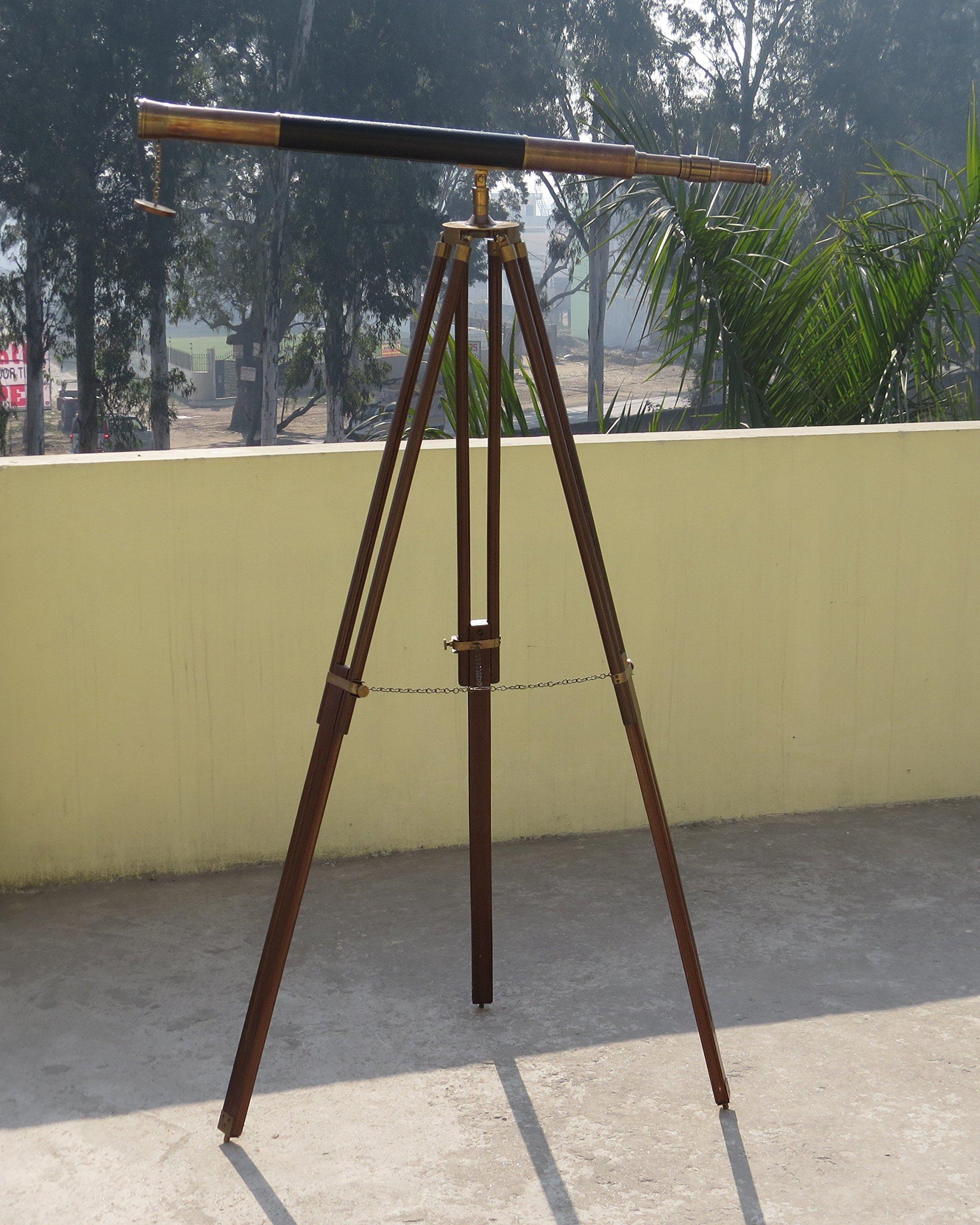 Antique Brass Telescope- Exclusive Replica by NauticalMart