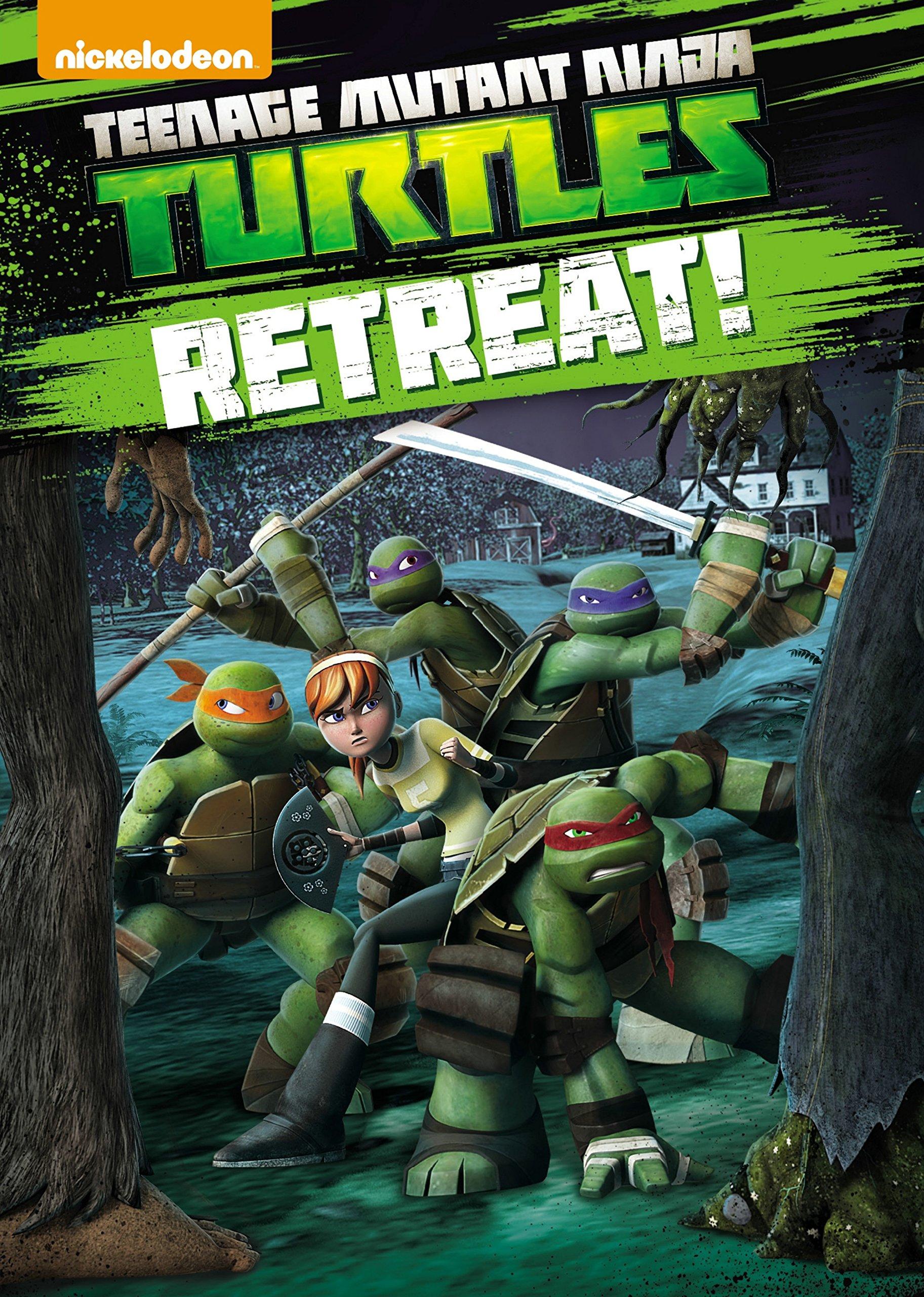 DVD : Teenage Mutant Ninja Turtles: Season 3 - Volume 1 (Dolby, Amaray Case, Widescreen, Sensormatic)