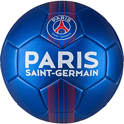 Ballon de football PSG - Collection officielle PARIS SAINT GERMAIN - Taille 5