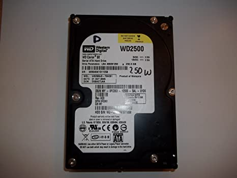ATA WDC WD2500JS-75N DRIVERS FOR WINDOWS DOWNLOAD