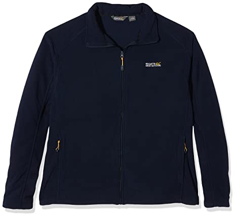 105f127099a3 Regatta Men s Hedman II Fleece Jacket Navy