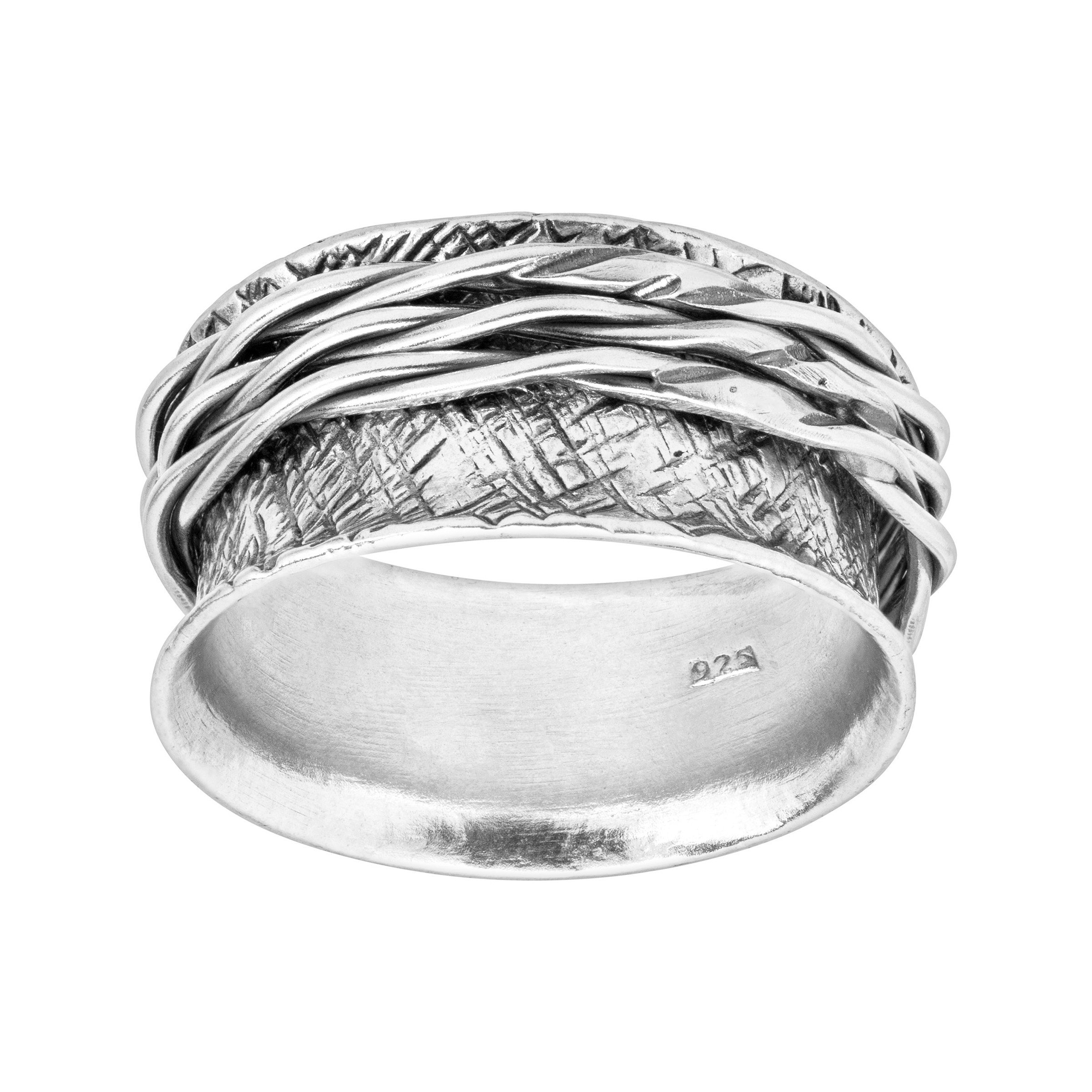 Silpada 'Twist of Fate' Ring in Sterling Silver