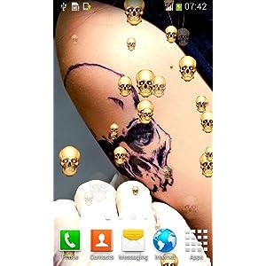 Tattoos Live Fondos de Pantalla: Amazon.es: Appstore para Android