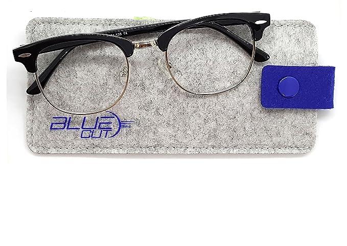 Blue Light Blocking Glasses U2013 Anti Fatigue, Anti Glare Computer Glasses U2013  Perfect