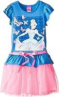 Disney Girls' Cinderella Periwinkle Dress